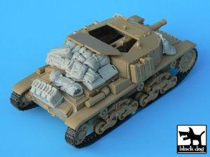 Semovente M40-75/18 accessories set  (Vista 2)