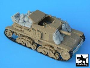 Semovente M40-75/18 accessories set  (Vista 3)