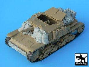 Semovente M40-75/18 accessories set  (Vista 4)