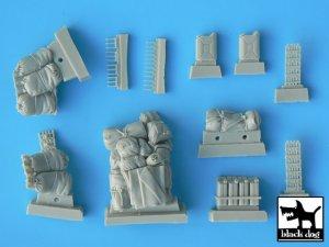 Semovente M40-75/18 accessories set  (Vista 5)