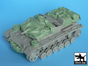 Stug III C\D accessories set  (Vista 1)