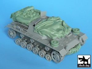 Stug III C\D accessories set  (Vista 2)