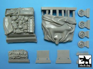 Stug III C\D accessories set  (Vista 5)