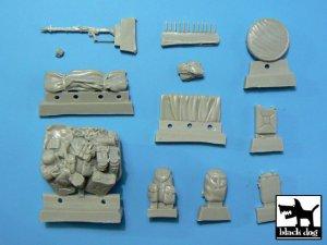 Schwimmwagen accessories set  (Vista 5)