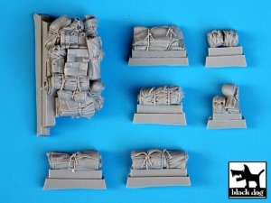 M3A1 Stuart accessories set  (Vista 5)