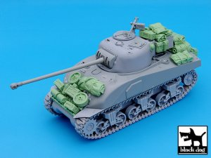 British Sherman Firefly accessories set  (Vista 2)