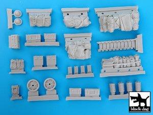 British Sherman Firefly accessories set  (Vista 5)