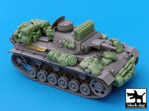 Pz.Kpfw.III Ausf.N accessories set  (Vista 1)