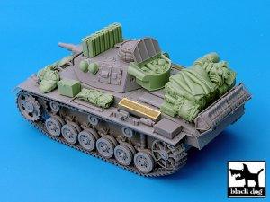 Pz.Kpfw.III Ausf.N accessories set  (Vista 2)