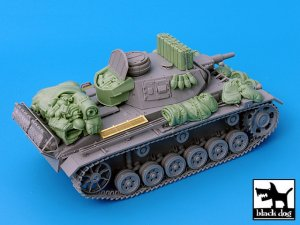 Pz.Kpfw.III Ausf.N accessories set  (Vista 4)
