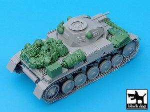 Pz.Kpfw. II Ausf C accessories set  (Vista 2)