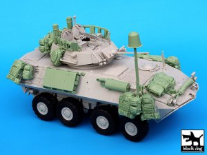 USMC LAV A2 accessories set  (Vista 1)