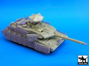 Leopard 2A6M Can Barracuda  (Vista 1)