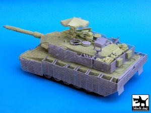 Leopard 2A6M Can Barracuda  (Vista 2)