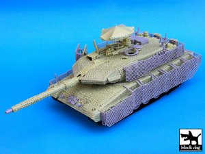 Leopard 2A6M Can Barracuda  (Vista 3)
