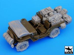 US Jeep big accessories set  (Vista 1)