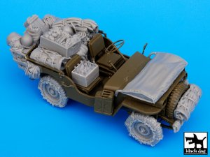US Jeep big accessories set  (Vista 3)