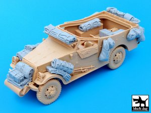 US M3 Scout Car   (Vista 1)