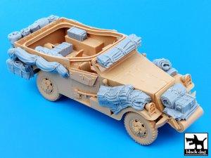 US M3 Scout Car   (Vista 3)