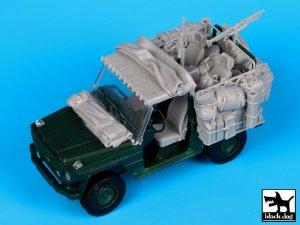 Mercedes Wolf Afganistan accessories set  (Vista 1)