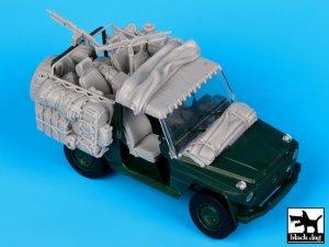 Mercedes Wolf Afganistan accessories set  (Vista 2)
