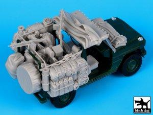 Mercedes Wolf Afganistan accessories set  (Vista 4)