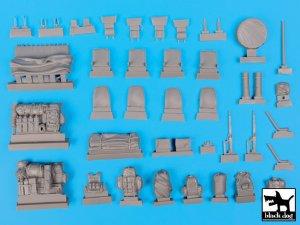 Mercedes Wolf Afganistan accessories set  (Vista 5)
