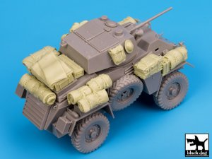 British Humber Mk IV accessories set - Ref.: BDOG-T35059