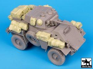 British Humber Mk IV accessories set  (Vista 3)