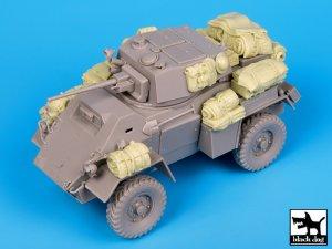British Humber Mk IV accessories set  (Vista 4)
