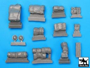 British Humber Mk IV accessories set  (Vista 5)