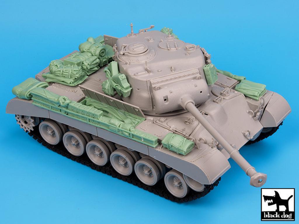 US M -26  Pershing accesorie set - Ref.: BDOG-T35060