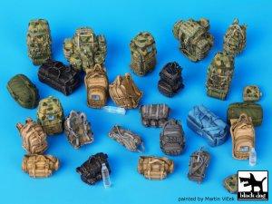 Autralian equipment accessories set  (Vista 1)