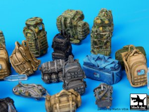 Autralian equipment accessories set  (Vista 2)