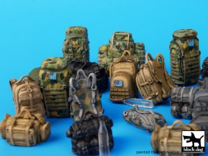 Autralian equipment accessories set  (Vista 3)