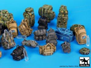 Autralian equipment accessories set  (Vista 4)
