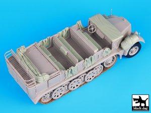 Sd.Kfz 8 accessories set  (Vista 2)