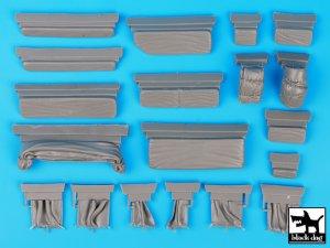 Sd.Kfz 8 accessories set  (Vista 5)