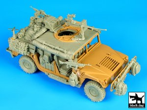 HUMVEE Special forces conversion set      (Vista 1)