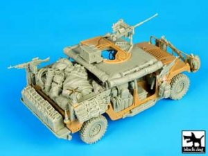 HUMVEE Special forces conversion set      (Vista 2)