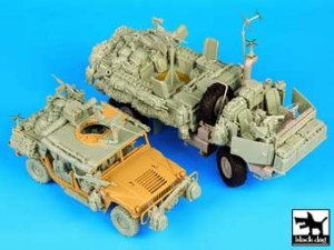 M1078 LMTV War pig plus HUMVEE Spec.f.   (Vista 1)