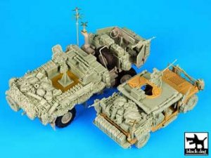 M1078 LMTV War pig plus HUMVEE Spec.f.   (Vista 2)