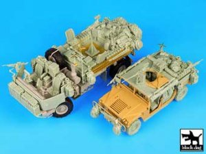 M1078 LMTV War pig plus HUMVEE Spec.f.   (Vista 3)