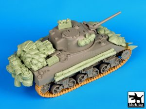 Sherman 75mm Normandy   (Vista 3)