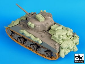 Sherman 75mm Normandy   (Vista 4)