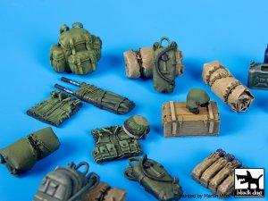 Israeli modern equipment accessories set  (Vista 2)