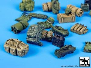 Israeli modern equipment accessories set  (Vista 4)