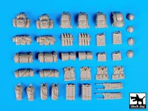 Israeli modern equipment accessories set  (Vista 5)