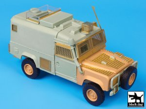 Landrover Defender Snatch conversion set  (Vista 1)
