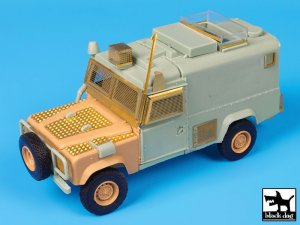 Landrover Defender Snatch conversion set  (Vista 3)